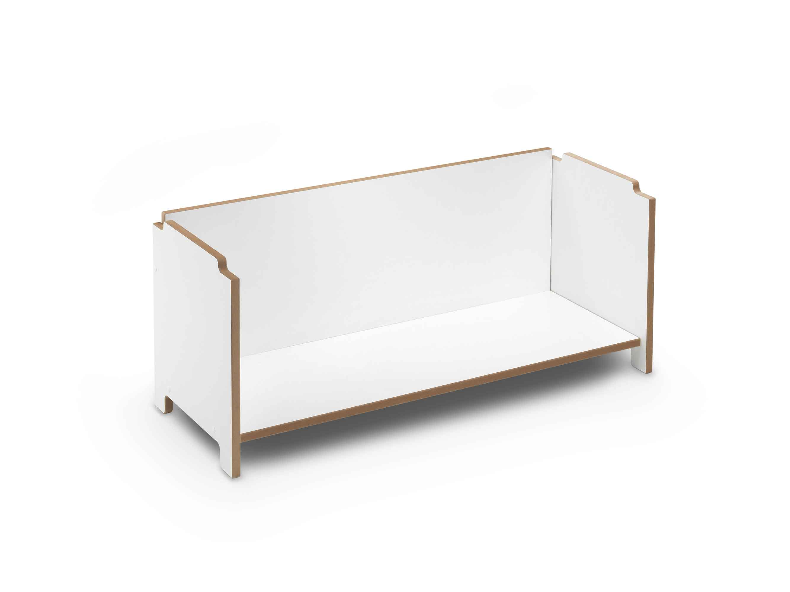 harry regal offen 33 5cm tief country living shop. Black Bedroom Furniture Sets. Home Design Ideas