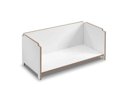 harry regal mit fl gelt ren 43 5cm tief country living shop. Black Bedroom Furniture Sets. Home Design Ideas