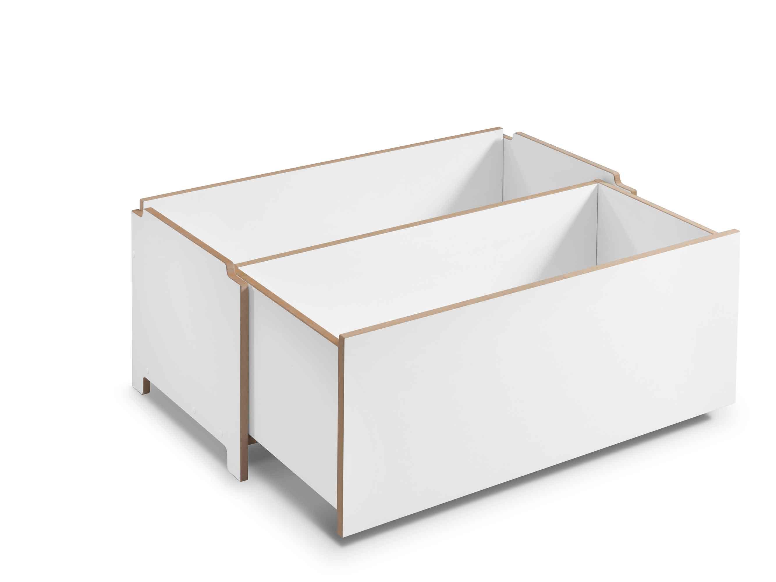 harry regal mit 1 schublade 43 5cm tief country living shop. Black Bedroom Furniture Sets. Home Design Ideas