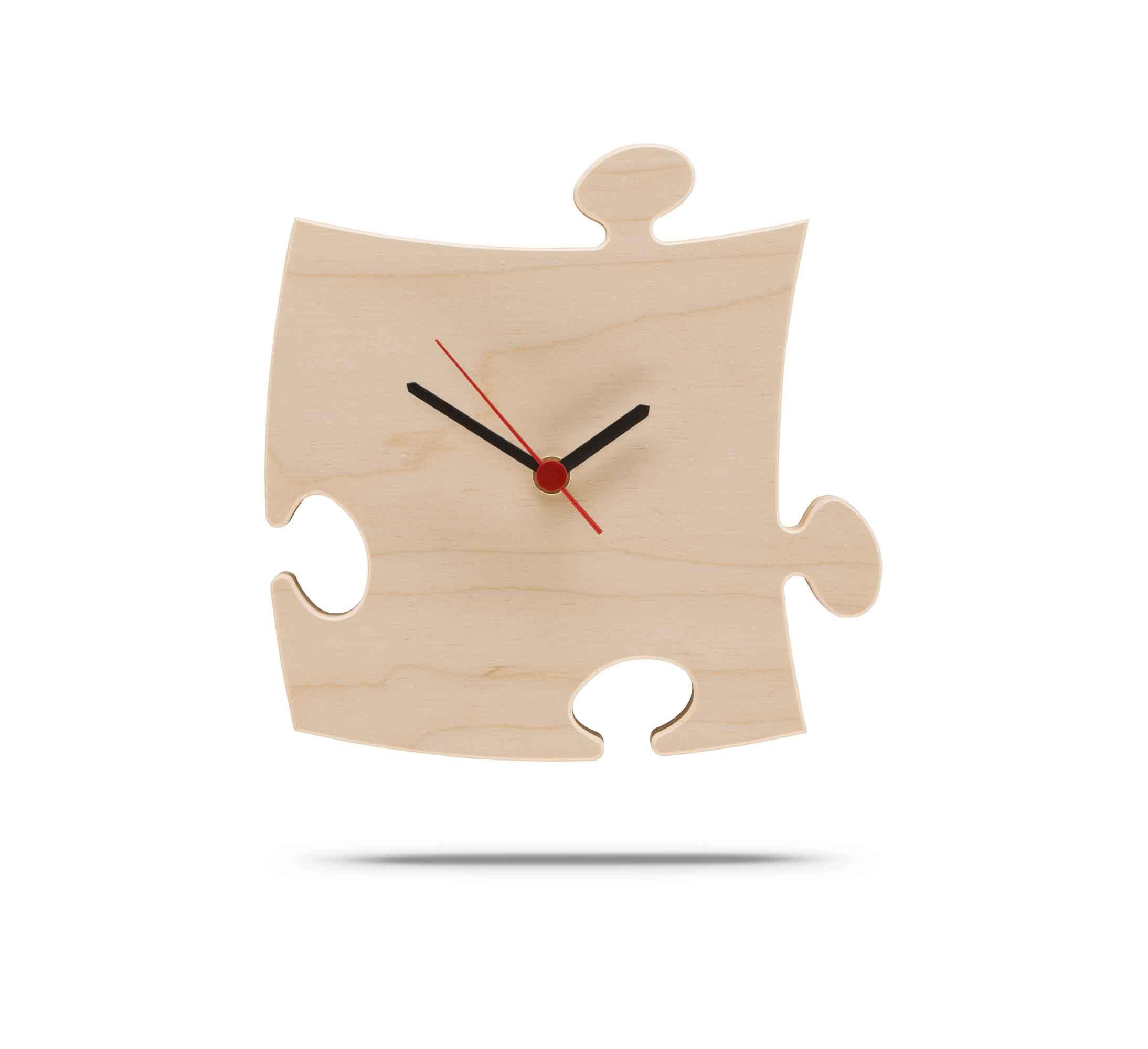PUZZLES+ Uhr, 2 Puzzle Ebenen - Country-Living Shop